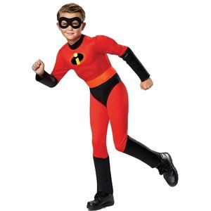 NWT Disguise Incredibles 2 Boys Muscle Costume